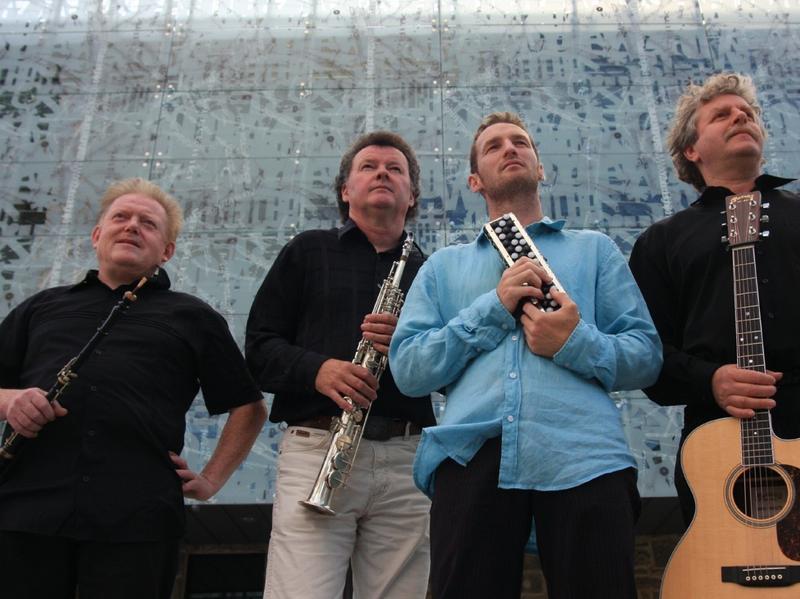 The music of Skolvan appears on this week's show.