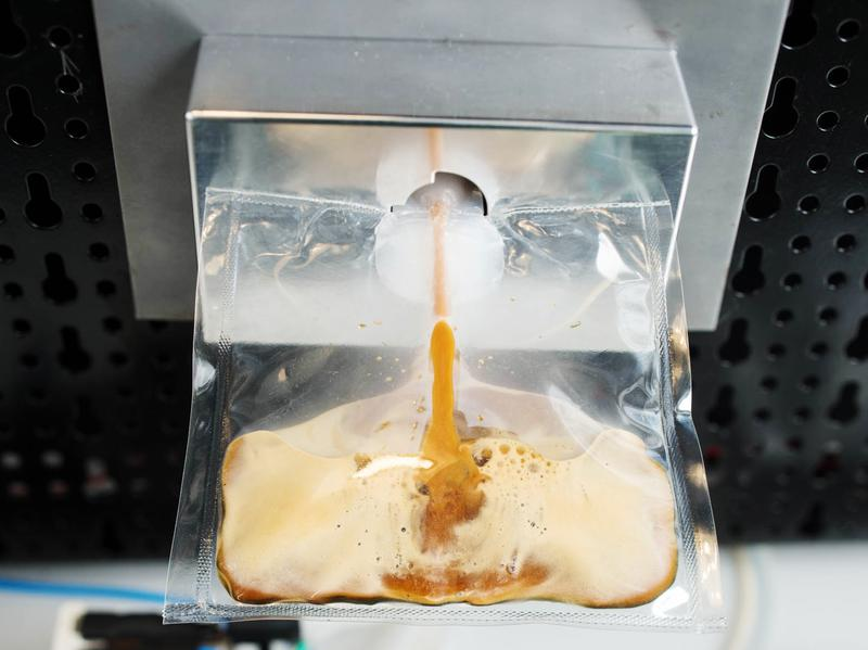 Leave it to the Italians to design a capsule-based espresso system for astronauts who miss their morning cup.