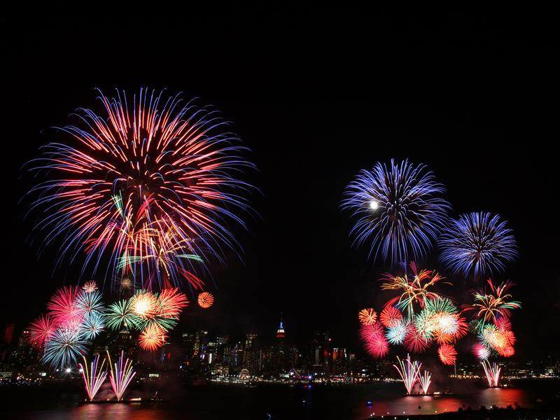 Appeal to the senses this Independence Day — before watching fireworks, treat your ears to this playlist of <em>World Cafe</em> favorites.