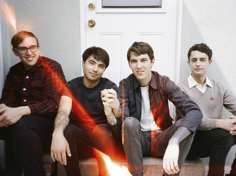 Joyce Manor's new album, <em>Never Hungover Again</em>, comes out July 22.