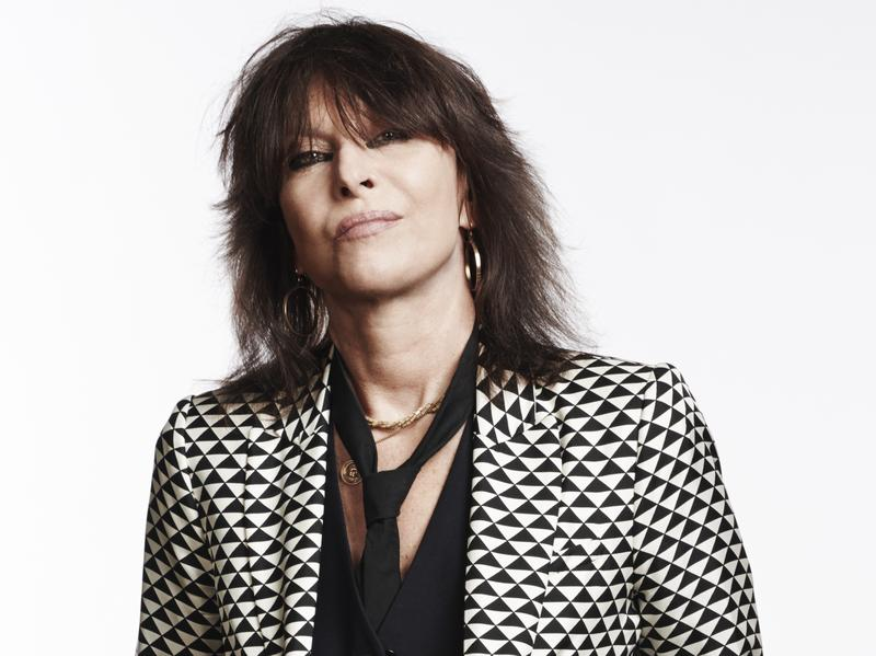 Chrissie Hynde released her debut solo record, <em>Stockholm</em>, this June.