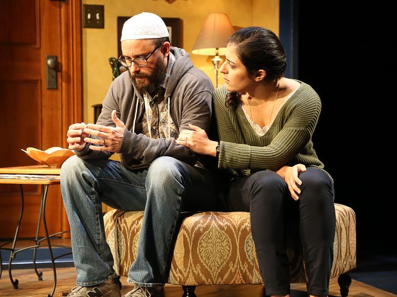 Between Eli and Zarina (Greg Keller and Nadine Malouf), a family's Muslim faith undergoes rupture and renewal.