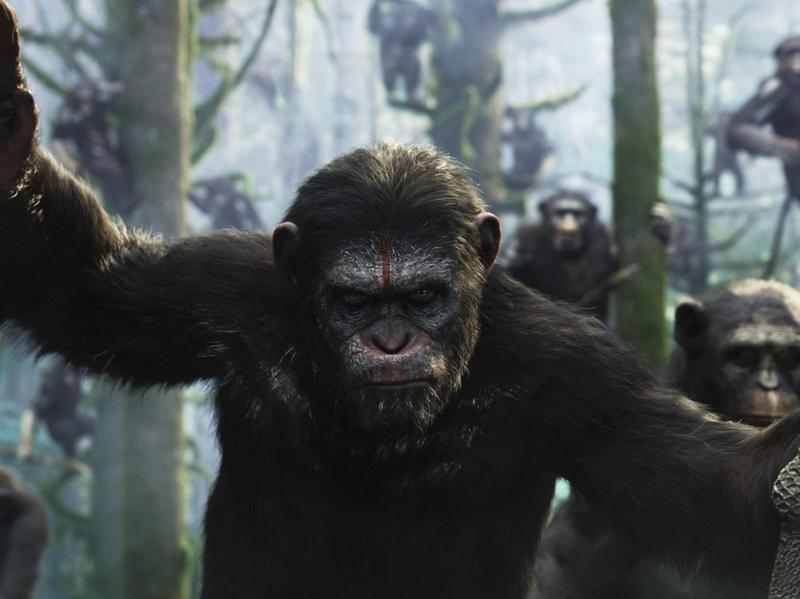 "Tickets for ""Dawn of the Planet of the Apes"" sold out in some theaters"