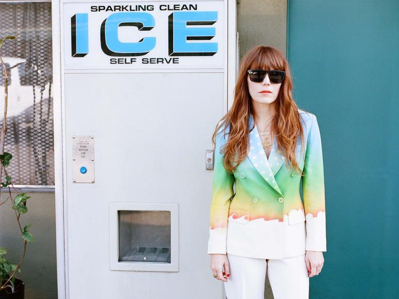 Jenny Lewis' new album, <em>The Voyager</em>, comes out July 29.
