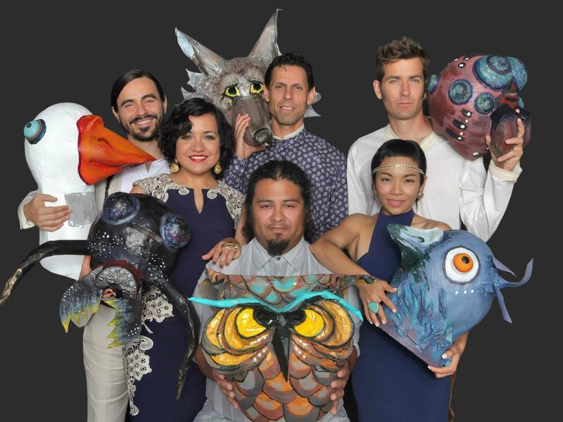Quetzal's new album, <em>Quetzanimales</em>, comes out July 29.