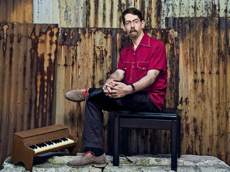 Jazz pianist Fred Hersch released his latest album, a trio recording called <em>Floating</em>, in July.