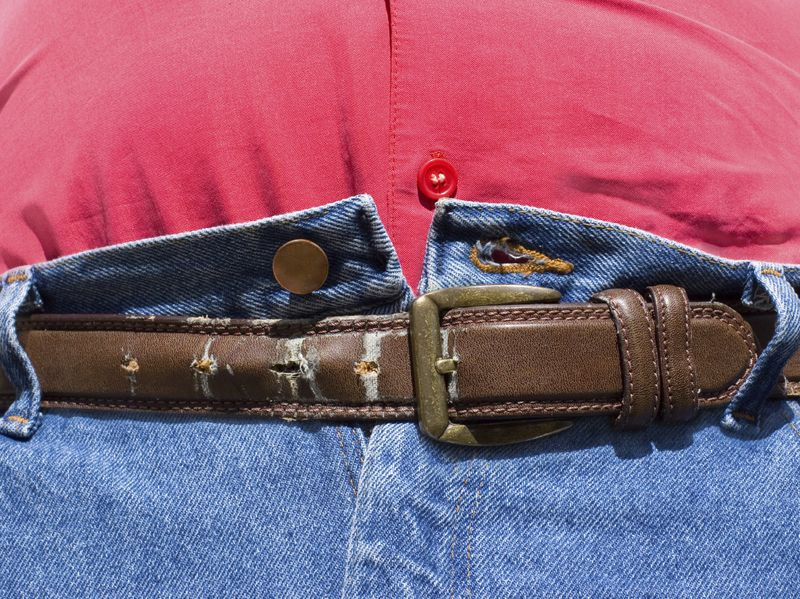 Men — it's time to take a hard look at your pant size.