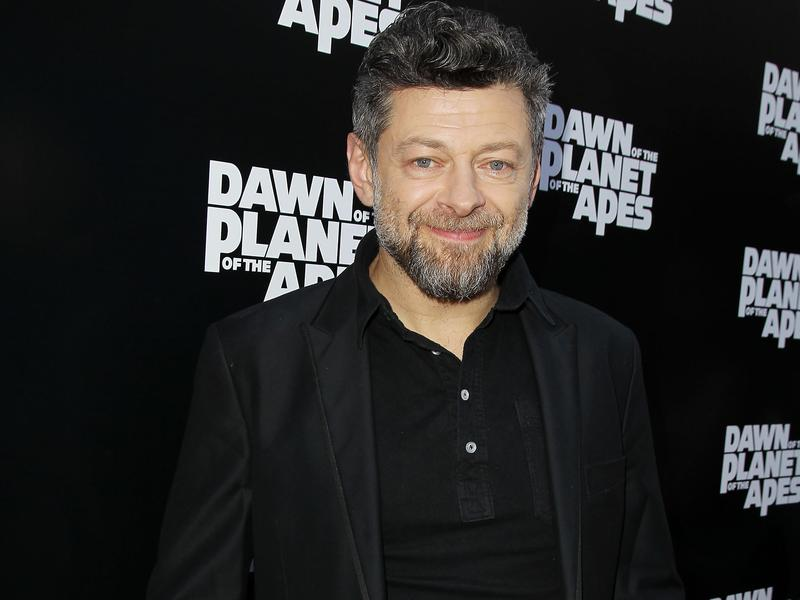 Andy Serkis.