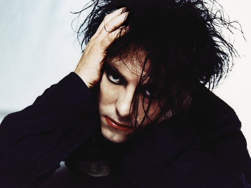 The Cure's Robert Smith.