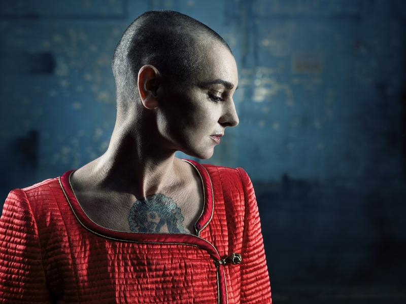 Sinead O'Connor's new album, <em>I'm Not Bossy, I'm The Boss</em>, comes out Aug. 12.