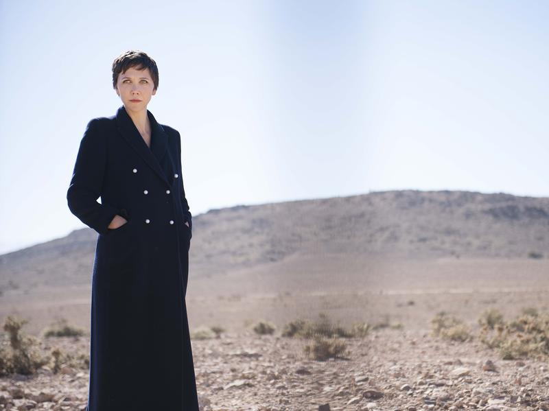 Maggie Gyllenhaal stars as Nessa Stein in the SundanceTV original series <em>The Honorable Woman</em>.