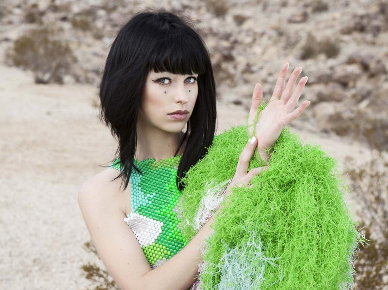 Kimbra's new album, <em>The Golden Echo</em>, comes out Aug. 19.