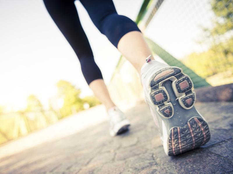 Varying speed while walking may make the activity much more effective.