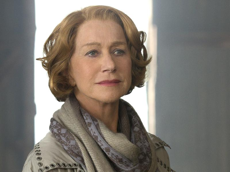 In <em>The Hundred-Foot Journey,</em> Helen Mirren plays an imperious French restaurant owner.
