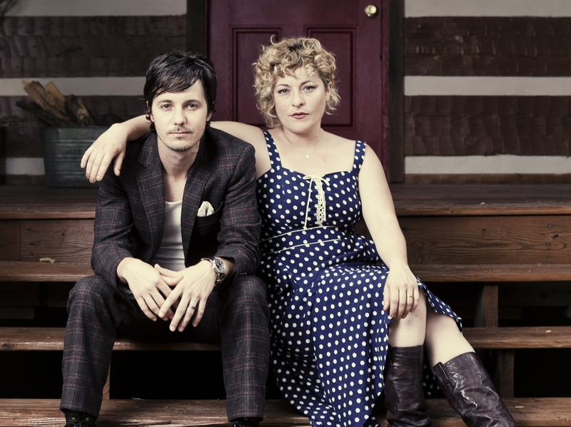 Shovels & Rope's new album, <em>Swimmin' Time</em>, comes out Aug. 26.