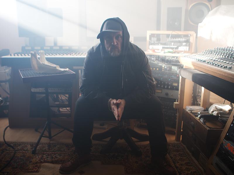 The Bug's new album, <em>Angels & Devils</em>, comes out Aug. 26.