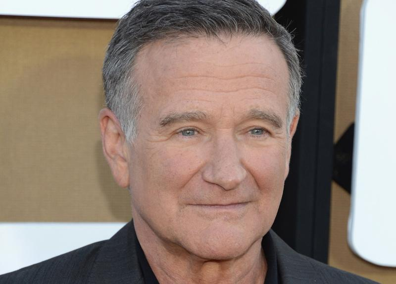 Robin Williams is pictured on July 29, 2013 in Los Angeles, California. (Jason Kempin/Getty Images)