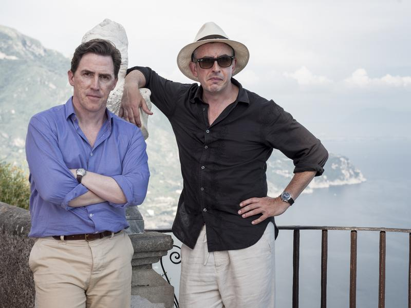 British comedians Rob Brydon and Steve Coogan return for another round of dining, arguing and celebrity impressions — this time in Italy.