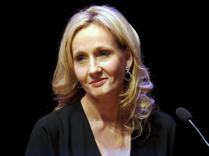 "J.K. Rowling writes that Celestina Warbeck ""is one of my favourite 'off-stage' characters in the whole [<em>Harry Potter</em>] series."""