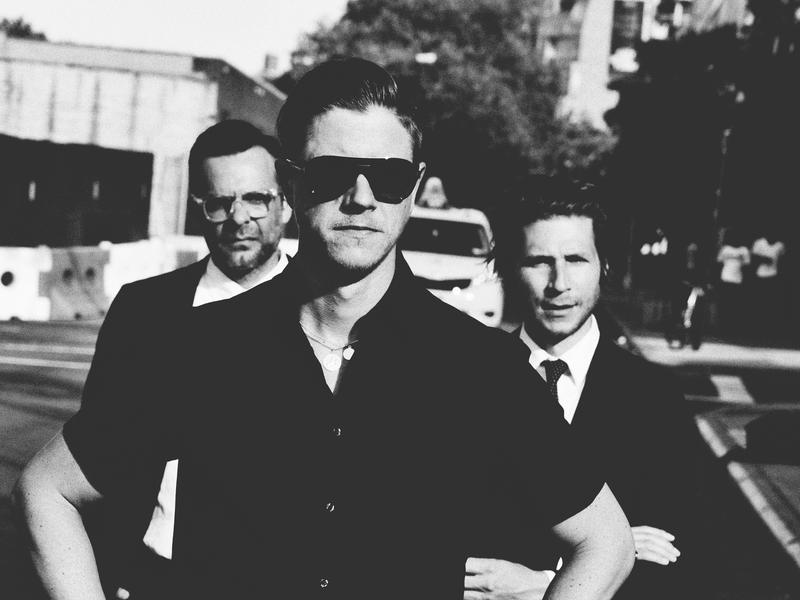 Interpol's new album, <em>El Pintor</em>, comes out on Sept. 9.