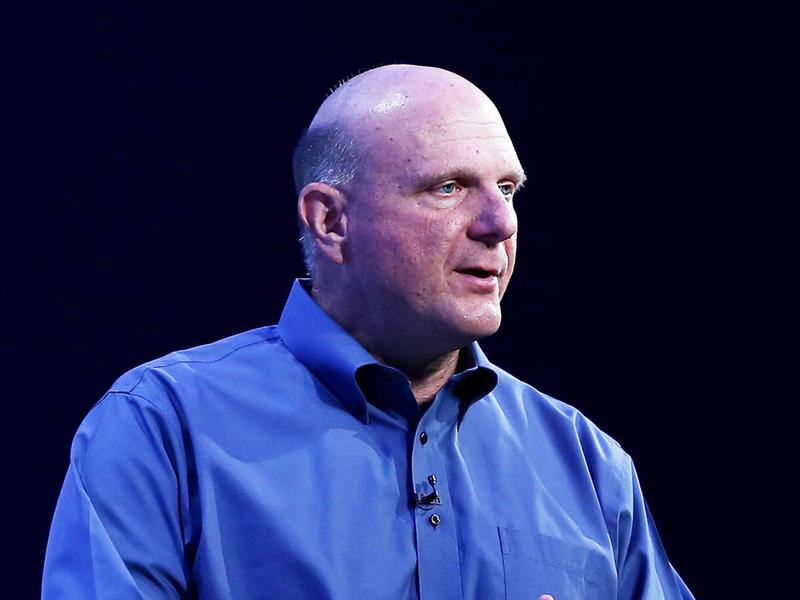 Steve Ballmer, the new owner of the Los Angeles Clippers, is stepping down from Microsoft's board. Ballmer, who recently resigned as Microsoft's CEO, is the largest individual shareholder of the company.
