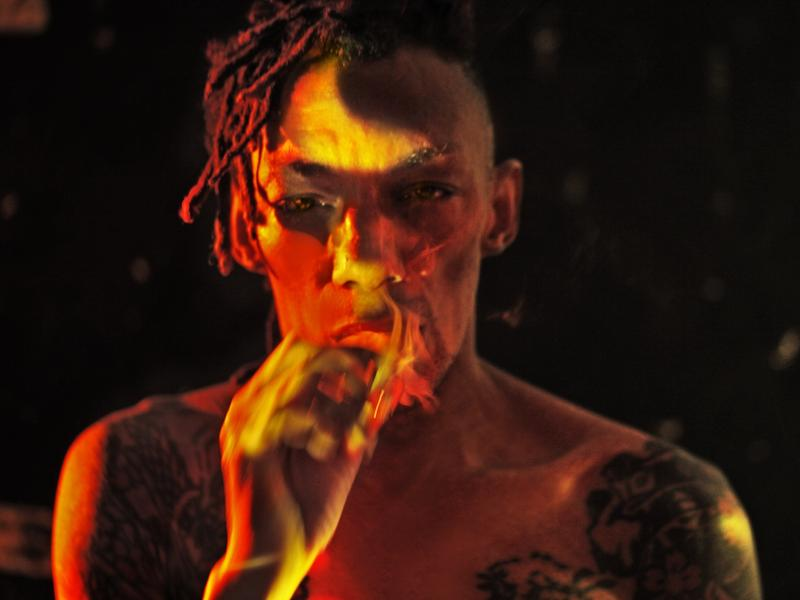 Tricky's new album, <em>Adrian Thaws, </em>comes out Sept. 9.