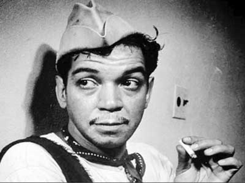Starting in the 1930s, Mario Moreno played Cantinflas, a scrappy but witty guy from the streets of Mexico City.