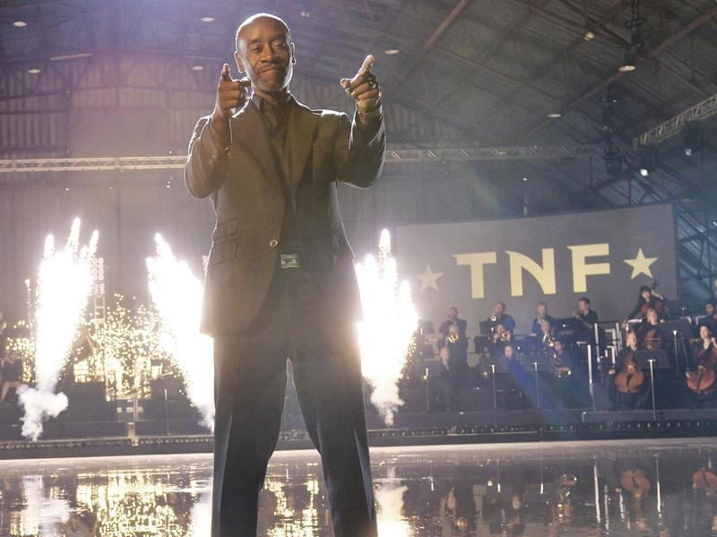 Actor Don Cheadle will narrate the opening for each broadcast of <em>Thursday Night Football.</em>