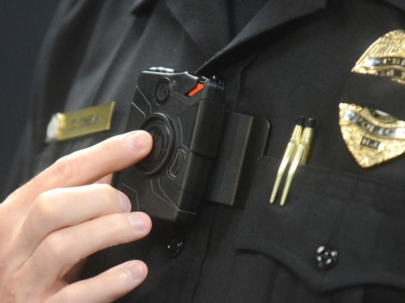 Evesham, N.J., is one of thousands of U.S. police departments that use body-worn cameras.