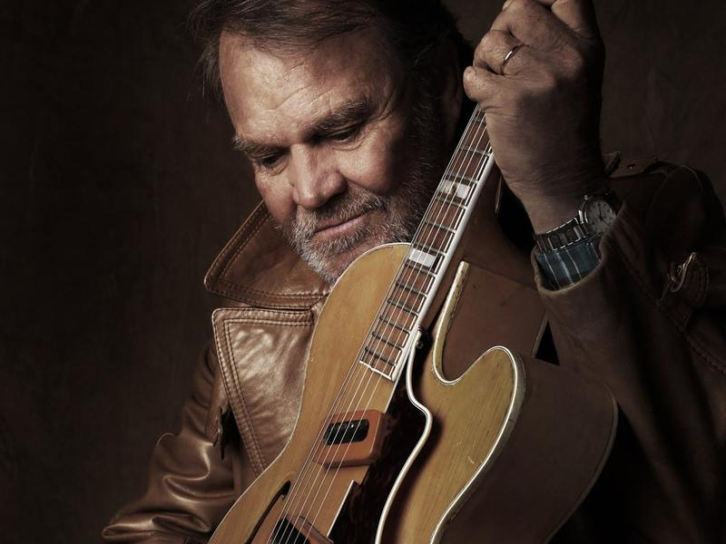 No shame glen campbell documentary follows singer 39 s for How is glen campbell doing these days
