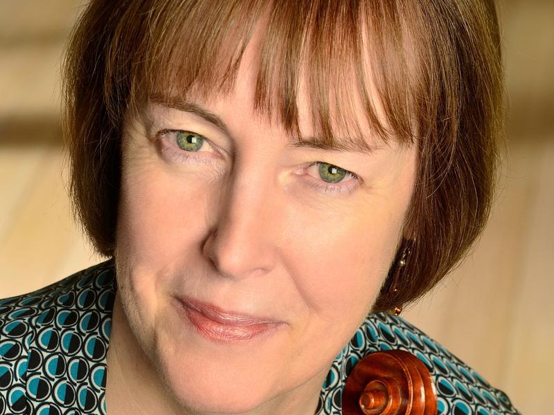 American fiddler Liz Carroll is part of the U.S.'s evolving Irish traditional music scene.