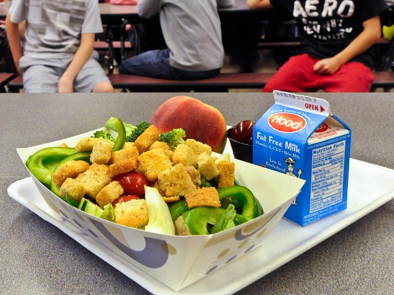 while schools are spending more on local food it still makes up only a small