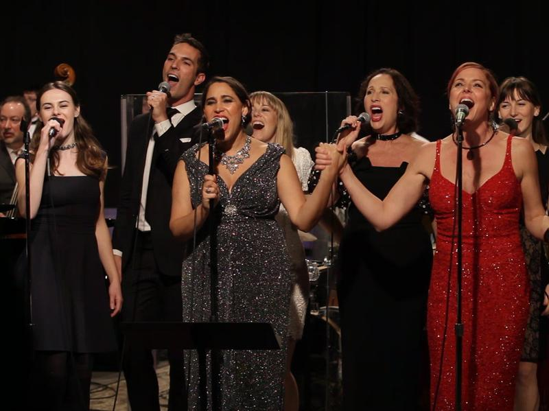 Pink Martini's Joy To The World: A Holiday Spectacular.