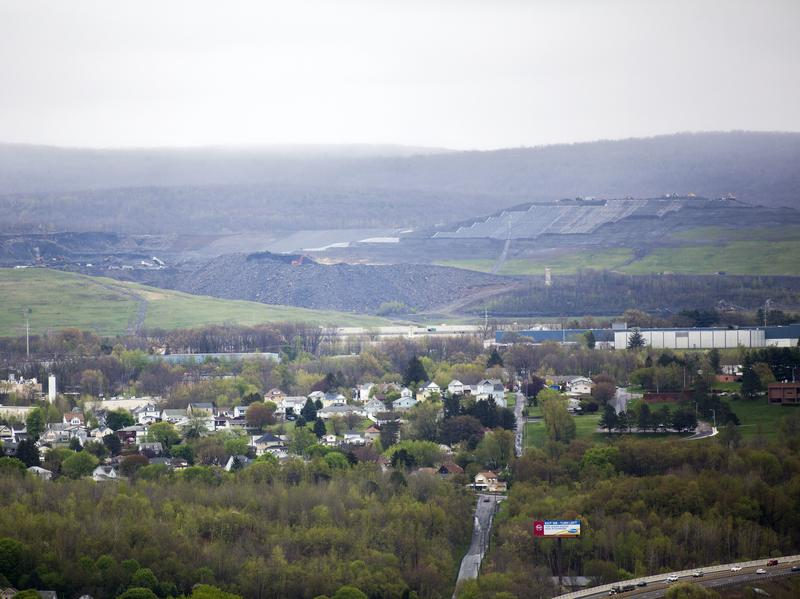 The Keystone Sanitary Landfill outside Scranton, Pa., is pushing to expand its permit for another 50 years. Local activists concerned about the environmental impact are pushing back.