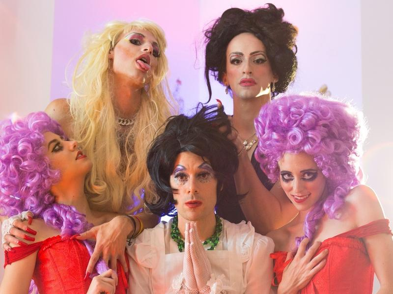 Of Montreal's new album, <em>Innocence Reaches</em>, comes out August 12.