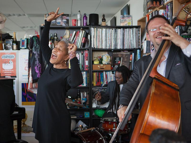 Tiny Desk Concert with René Marie.