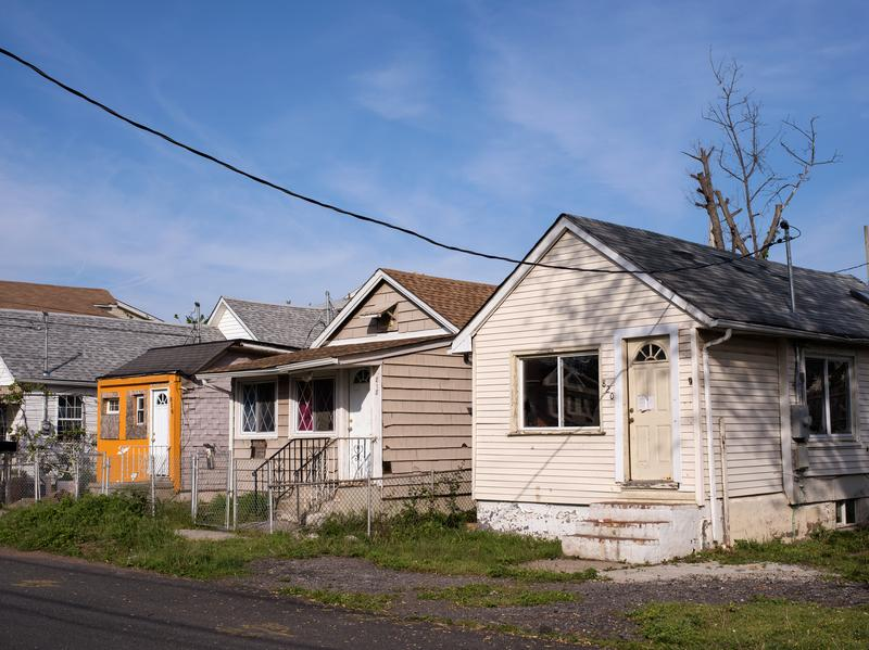 Some homes have fallen into disrepair in the Midland Beach neighborhood in Staten Island, N.Y. Almost four years since the destruction caused by Superstorm Sandy, many are still dealing with the storm's consequences.