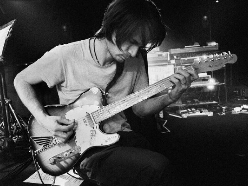 """""""It's a surprise to me how well so many of these songs came out,"""" says Radiohead guitarist Jonny Greenwood of the band's latest album, <em></em><em>A Moon Shaped Pool. </em>""""We all feel really lucky and happy to have this as a record."""""""