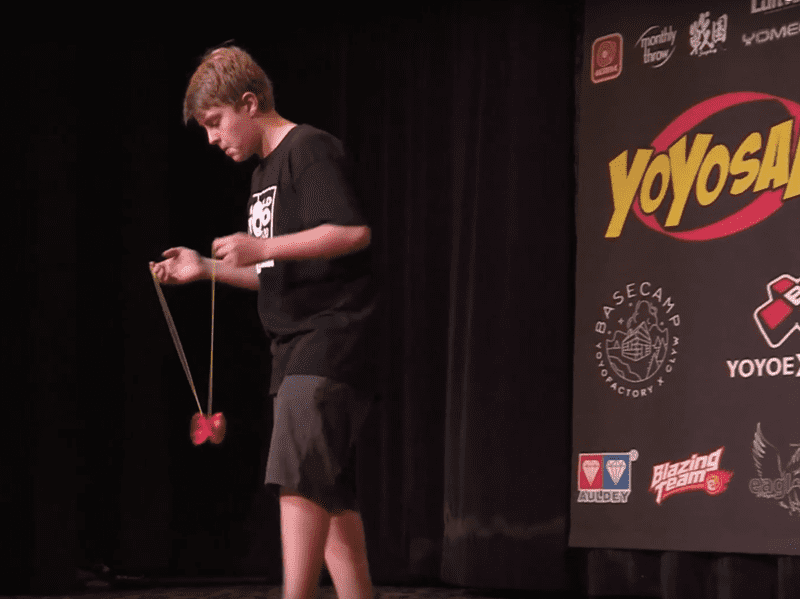 Behold the livestream from the 2016 International Yo-Yo Contest, which is being in Cleveland through Saturday.