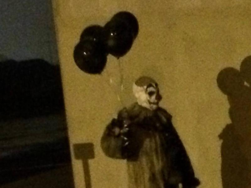 "Gags, the Green Bay Clown, as seen on a <a href=""https://www.facebook.com/gagstheclown/"">Facebook fan page</a>."