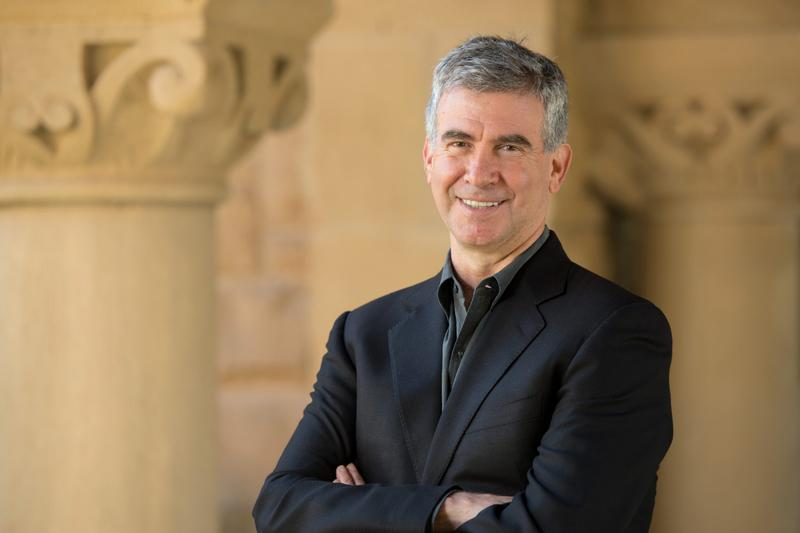 "Daniel L. Schwartz, dean of the Stanford University Graduate School of Education and author of ""The ABCs of How We Learn: 26 Scientifically Proven Approaches, How They Work, and When to Use Them."" (Courtesy of Stanford University Graduate School of Education)"