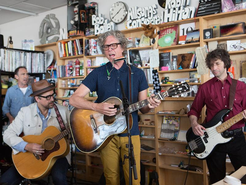 Tiny Desk Concert with The Jayhawks.