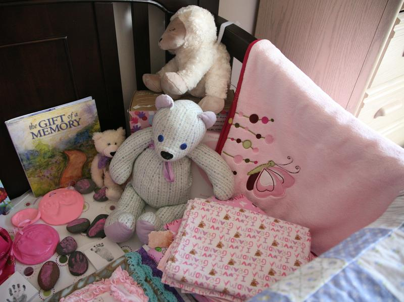 """Lydia Joy Ziel, whose crib is pictured here, was diagnosed a serious disease while still in the womb. Miscarriage and stillbirth are common, but often parents feel they're walking through the experience alone. A trained group called <a href=""""http://www.babylossfamilyadvisors.org/"""">Baby Loss Family Advisors</a> seeks to help."""