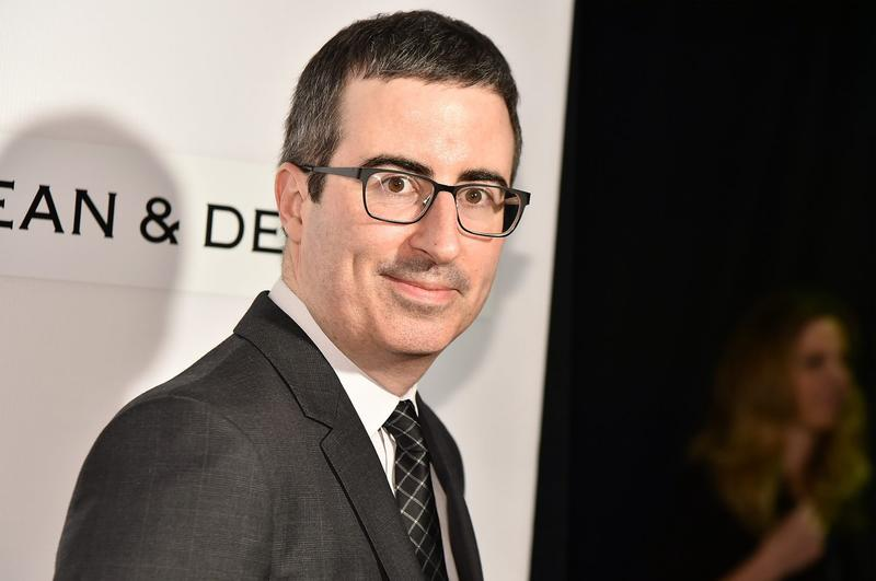 John Oliver attends an event during the 2016 Tribeca Film Festival on April 22, 2016 in New York City. (Theo Wargo/Getty Images for Tribeca Film Festival)