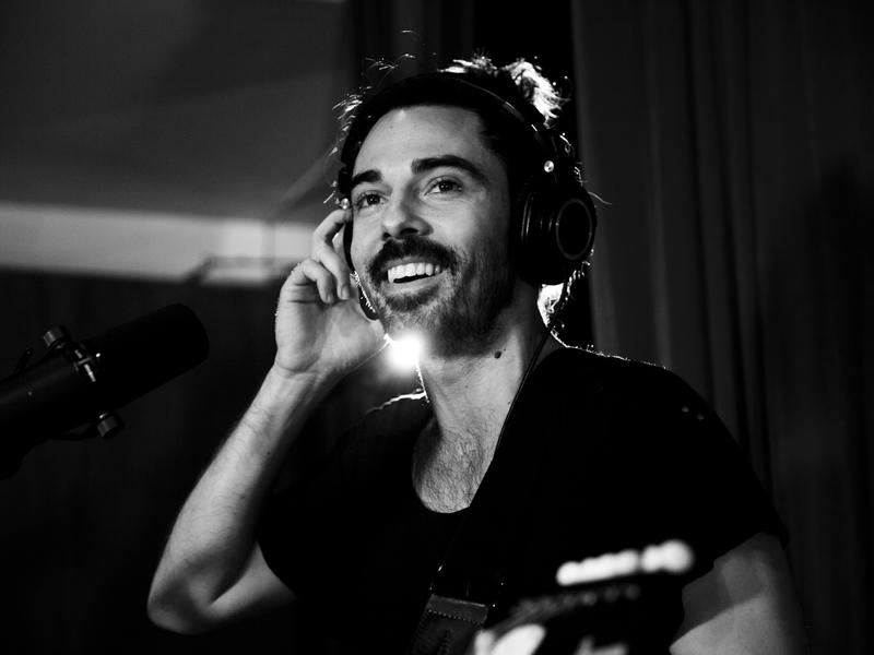 Local Natives perform live for KCRW's <em>Morning Becomes Eclectic</em>.