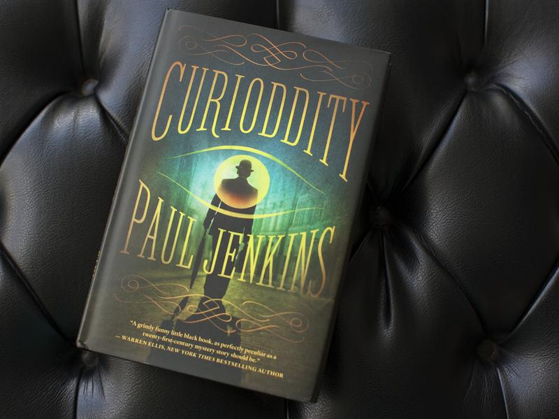 <em>Curioddity</em> by Paul Jenkins (Emily Bogle/NPR)