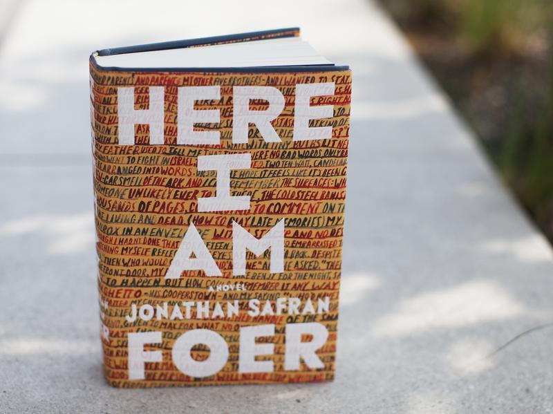 <em>Here I Am</em> by Jonathan Safran Foer (Emily Bogle/NPR)
