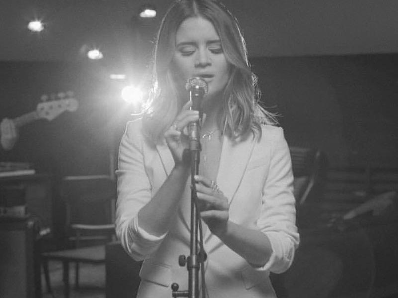 "A still from Maren Morris' ""Once"" video."