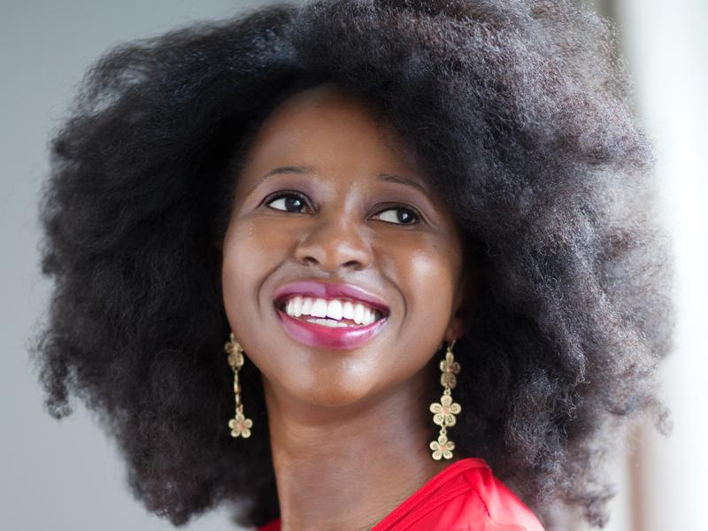 Originally from Limbe, Cameroon, Imbolo Mbue moved to the U.S. to go to college. She began writing <em>Behold the Dreamers</em> after she lost her job in the financial crisis.