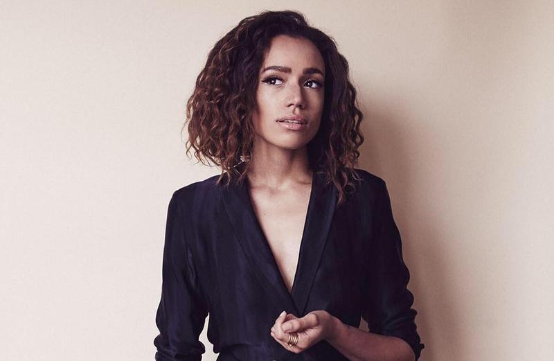 """London-based musician Jones. Her debut album is """"New Skin."""" (Courtesy of Josh Shinner via Facebook)"""